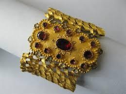 antique garnet bracelet images 87 best yellow gold vintage jewelry images jpg