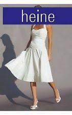 brautkleid heine designer marke heine brautkleider mit neckholder ebay