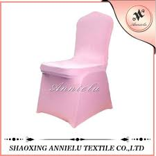wholesale spandex chair covers pink stretch wedding banquet chair cover wholesale