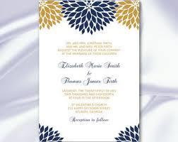 Catholic Wedding Invitation Catholic Wedding Invitation Template Diy Printable Gold Cross