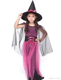 witch costume halloween costume for kids role play party