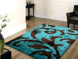 Area Rugs Turquoise Area Rugs 8x10 Clearance Magnificent Flossy Turquoise Rug For