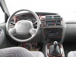 2002 suzuki grand vitara information and photos zombiedrive