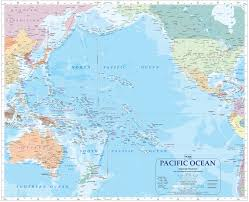 Ocean Lakes Map Our World U0027s Oceans Lakes And Rivers Lessons Tes Teach