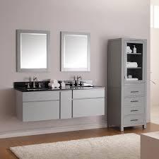 wall mounted double sink bathroom vanity small bedroom ideas wall