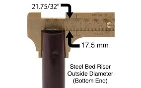 Tall Bed Risers Planet Bed 4