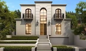 n house style architecture defined by symmetry elegance pictures