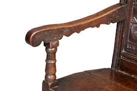 Oak Armchair Charles I Gloucestershire Oak Armchair Beedham Antique Ltd