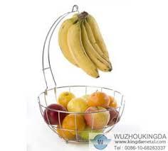 metal fruit basket metal fruit basket for kitchen wire basket wuzhou kingda wire