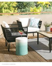 Living Spaces Coffee Table by Living Spaces Product Catalog Outdoor 2017 Page 8 9