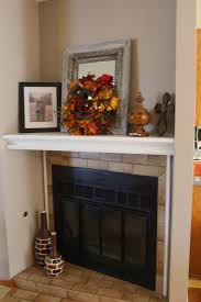 brass be gone our fireplace update whimsical september