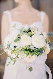 blue wedding bouquets something blue wedding bouquets brides
