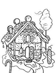 advanced fairytale houses coloring pages afficher cette image