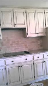 Magic Kitchen Cabinets Glazed Cream Cabinets From The Magic Brush Youtube