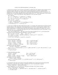 17 best images of specific heat worksheet with key specific heat