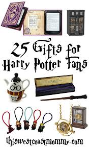25 gift ideas for harry potter fans this west coast