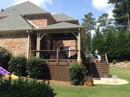 exterior easy metal and hardwood patio pergola ideas pergala deck