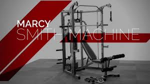 Total Sports America Bench Marcy Combo Smith Machine Sm 4008 Walmart Com