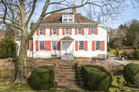 Dutch Colonial Homes 18th Century Dutch Colonial Home One Of The City U0027s Last Is For