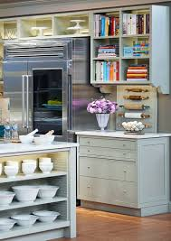 susie harris going gray gracefully with cabinets