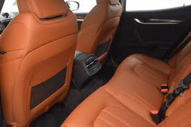 matte orange maserati 2018 maserati ghibli sq4 gransport stock m1941 for sale near
