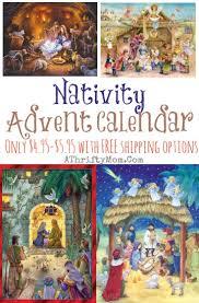 nativity advent calendar christian nativity themed advent calendars 4 95 5 95 free shipping