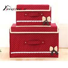 Canvas Storage Bins Storage Bins Red Canvas Storage Bins Box Font Fabric Organiser