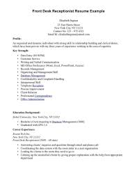 Job Resume Email by Front Desk Jobs Near Me 110 Stunning Decor With Job Resume Hair