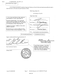 Does Power Of Attorney Need To Be Notarized by Georgia Class Action