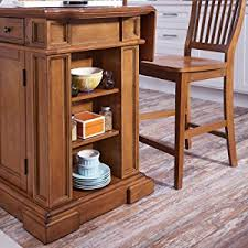 home styles kitchen islands amazon com home styles 5004 94 kitchen island distressed oak