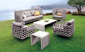 Designer Patio Furniture The Exceptional Design Garden Furniture By Kenneth Cobonpue