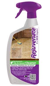 Rejuvenate Cooktop Cleaner Ceramic Tile And Grout Cleaner No Scrub Formula Keeps Cleaning