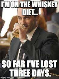 Mad Men Meme - mad men meme whiskey diet on bingememe