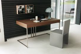 Best Modern Computer Desk Best Modern Office Desk Designs And Cabinetry Courtagerivegauche Com