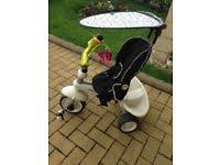 Smart Trike Recliner Smart Trike Recliner Other Outdoor Toys For Sale Gumtree