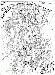april 2013 superhero coloring pages