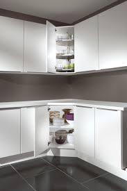 eckschrank küche mit 2 vollausschwenkbare lemans drehböden kücheneckschrank