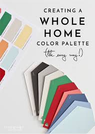 how to create a design board the easy way the homes i have made