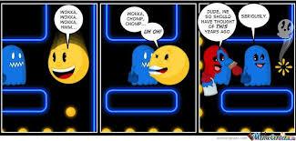 Pac Man Meme - pacman by chuckydied meme center