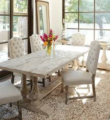 White Armchair Design Ideas Decoration Amazing Tufted Dining Room Sets Tufted Dining Chairs