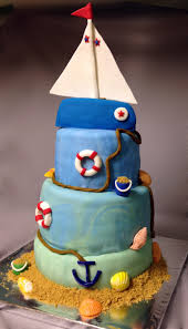 nautical baby shower cake story kay cake designs