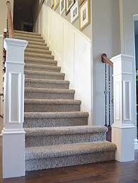 How To Install Stair Banister Staircase Makeover How To Install Molding Remington Avenue