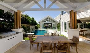 Indoor Outdoor Furniture Ideas Alluring Pool House Plans Modern Designs With White Contemporary