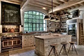 cuisines rustiques bois 10 exemples représentent la cuisine moderne rustique cuisine
