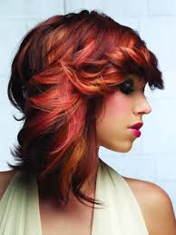 how to put red hair in on the dide with 27 pieceyoutube 20 red hair color trends and styles ciao bella body