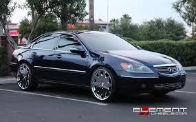 lexus chrome accessories mrr hr3 chrome 22 inch wheels on 2006 acura rl w specs wheels