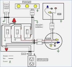 basic bathroom wiring diagram bioart me
