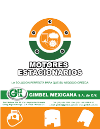 catalogo motores estacionarios by gimbel mexicana issuu