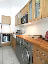 cuisine avec lave linge cuisine quipe en u free modele cuisine en u modele de cuisine en