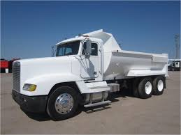 freightliner fld120 dump trucks for sale used trucks on